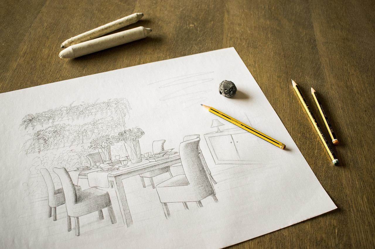 Как рисовать графитовым карандашами