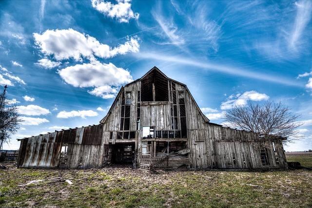 Wood Barn Farm 183 Free Photo On Pixabay