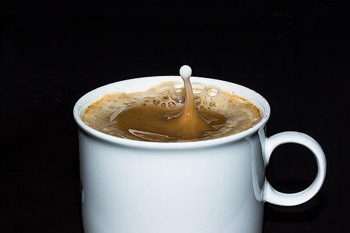 Tazza Di Caffè, Coppa, Caffè, Cafe