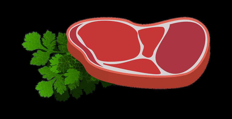 肉, 食品, 電源装置, 精肉店, ステーキ, Fêveras, ベーコン, デリ, パセリ, コリアンダー