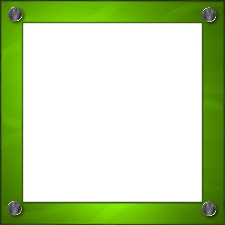 Green Frame Border · Free image on Pixabay