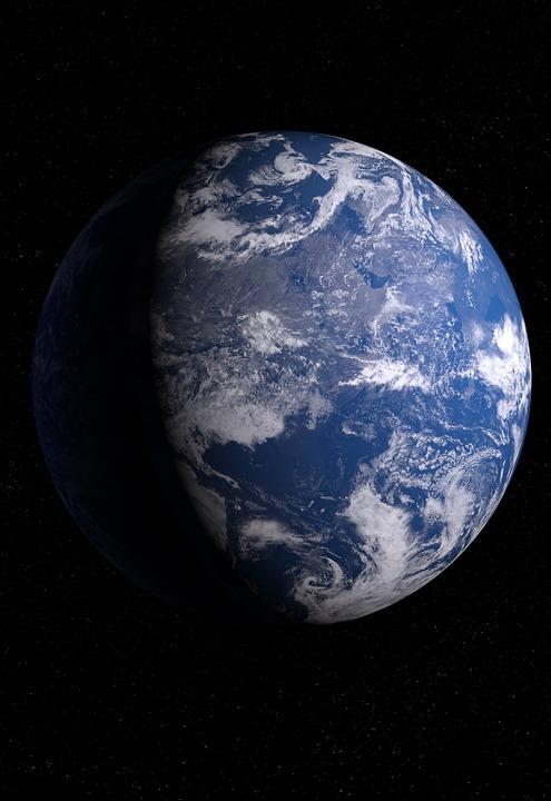 Terra Globo Mondo Foto Gratis Su Pixabay