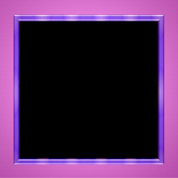 Frame Pink Purple Free Image On Pixabay