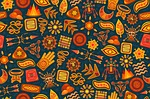 pattern, background, ethnic