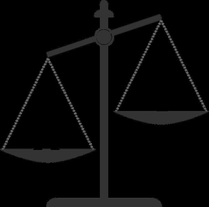 Waga, Sprawiedliwość, Łaska, Sąd, Sędzia, Oskarżony