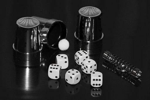 Cube Hat Trick Ball Cup Guess Secret Magic