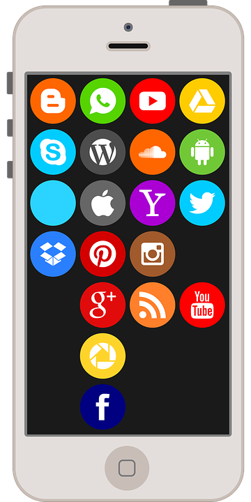 Smartphone, Cell Phone, Mobile, App, The Internet, Web