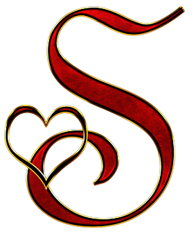 Letter S Images · Pixabay · Download Free Pictures K Alphabet In Heart