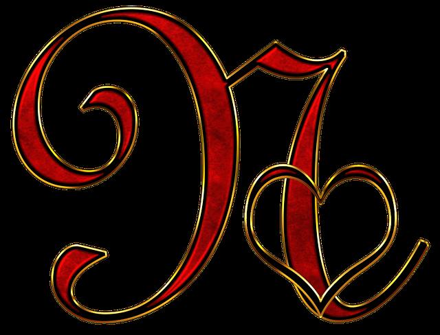 Alphabet Letter Initial · Free Image On Pixabay