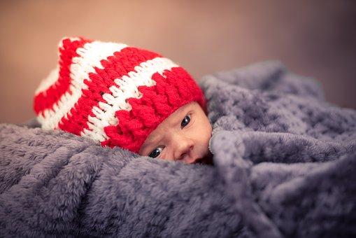 新生儿摄影, 婴儿, 孩子, 儿童, 可爱, 女孩, 小, 家庭, 乐趣, 人