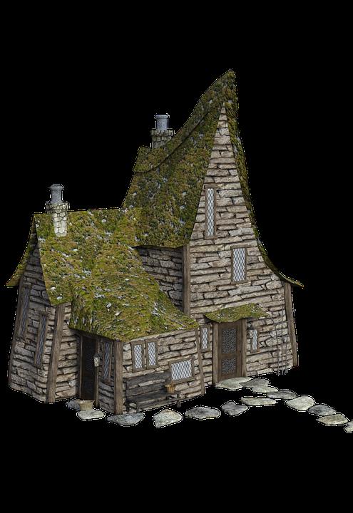Kleines Haus Gebaude Kostenloses Bild Auf Pixabay