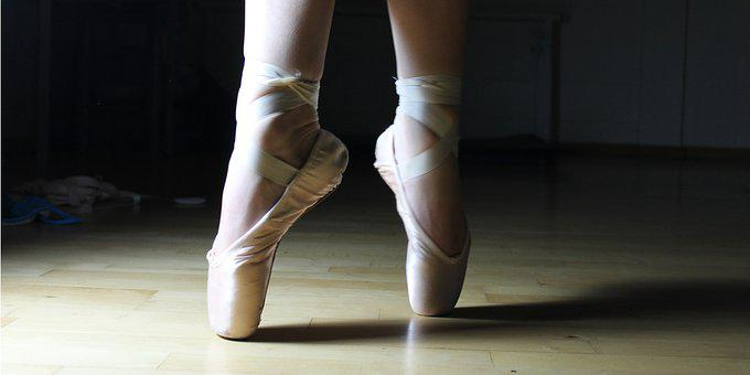 Ballet Feet, Ballet Shoes, Ballerina