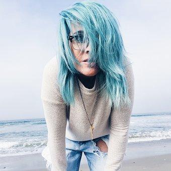 Trendy, Fashion, Beach, Stylish, Female