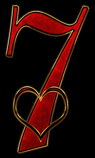 Zahl 7 Sieben 183 Kostenloses Bild Auf Pixabay
