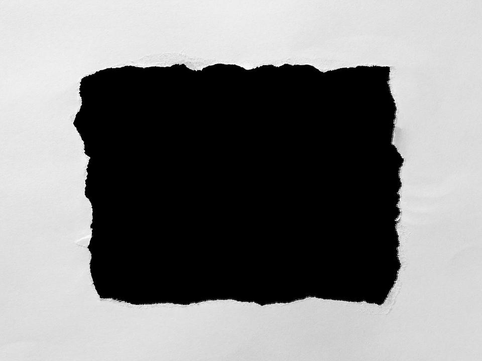 Hole Torn Paper · Free image on Pixabay