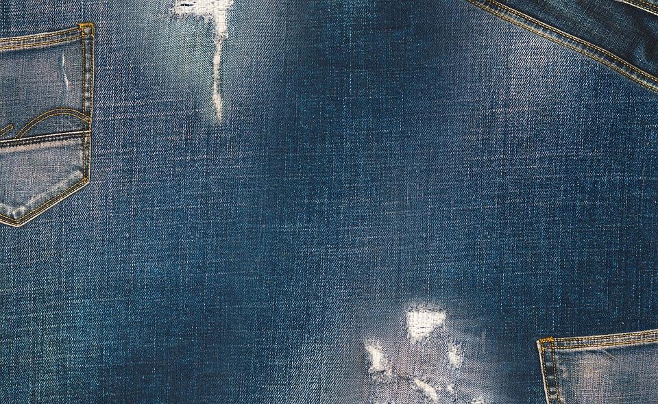 Background Jean Denim Jeans Texture Wallpaper