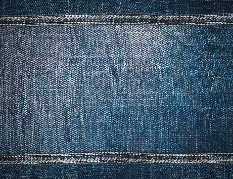 Background Jeans Denim Texture Wallpaper Fabric