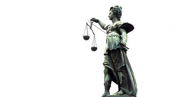 Justitia, Right, Justice, Case Law