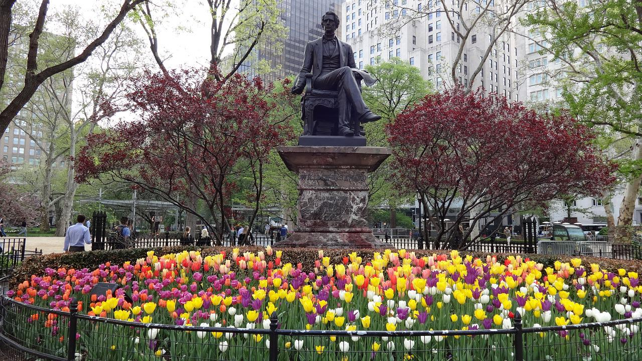 Flowers in NYC