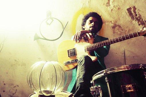 Musicians, Guitarist, Essay