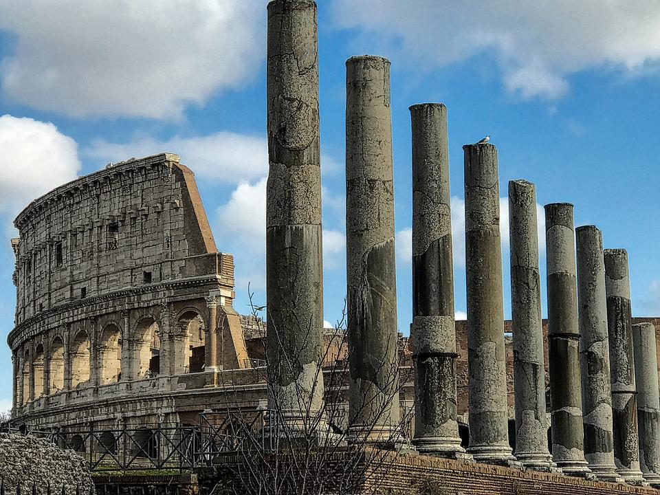 Free photo Rome Architecture Travel Ancient Free Image on