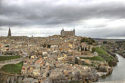 Qué ver qué hacer en Toledo, Panorámica de Toledo