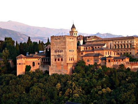Alhambra Granada Andalucía