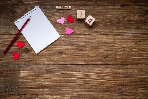 Ngày Valentine, Valentine'S Day, Màu Đỏ