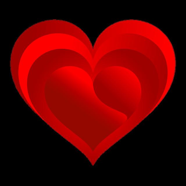 Heart Icon Love · Free image on Pixabay
