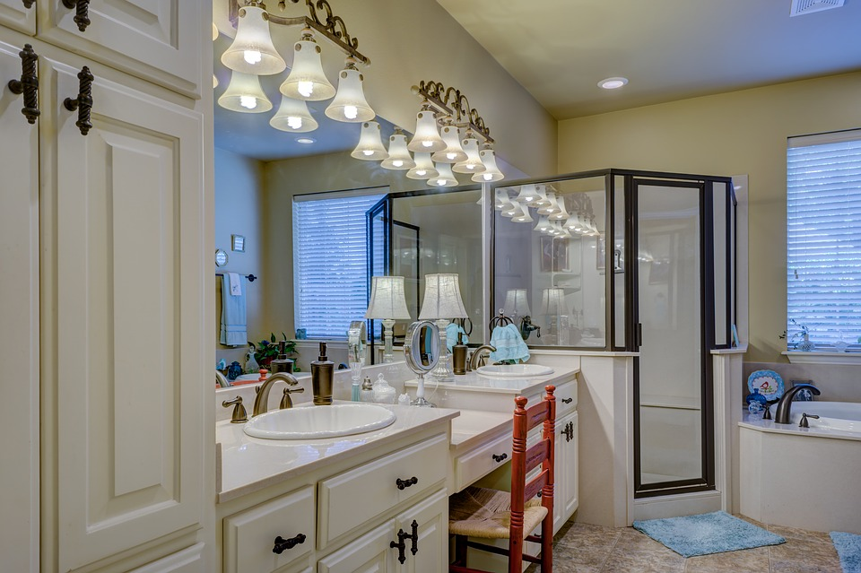 Bathroom, Interior, Design, Bathroom Interior, Home
