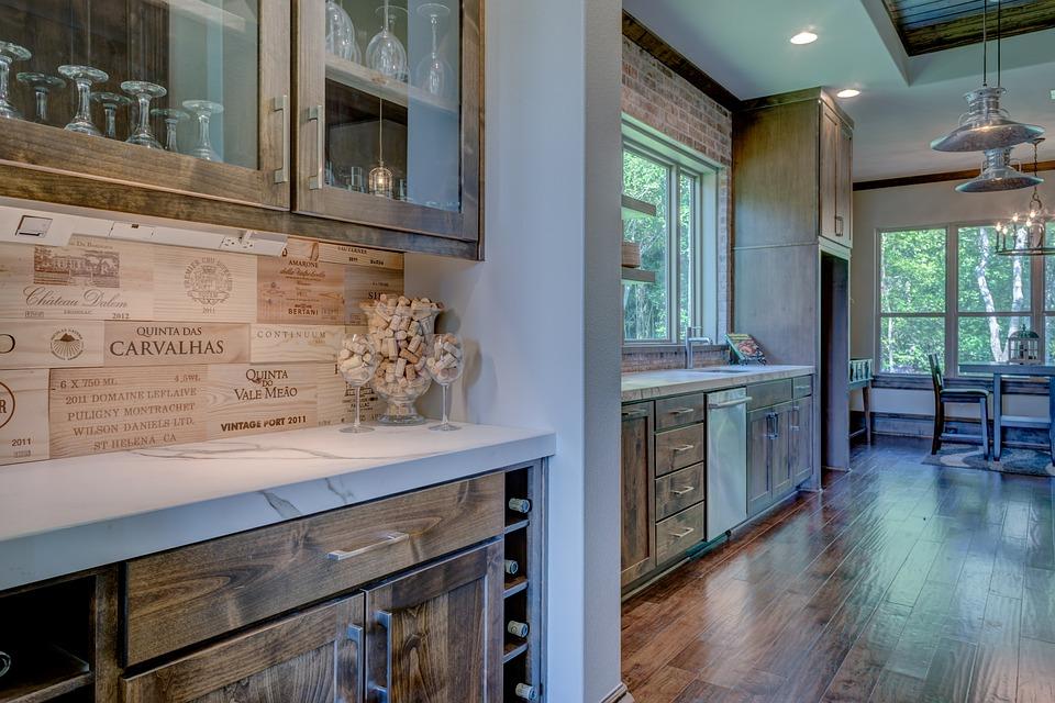 Küche Innenraum Luxus - Kostenloses Foto auf Pixabay