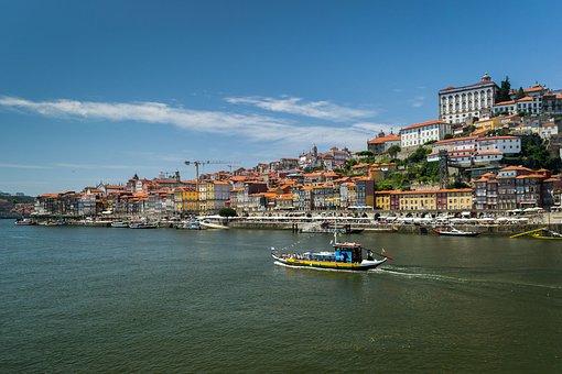 Porto, Portugal, Europe, Historic City