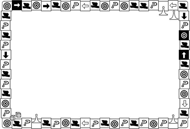 board game border frame 183 free image on pixabay