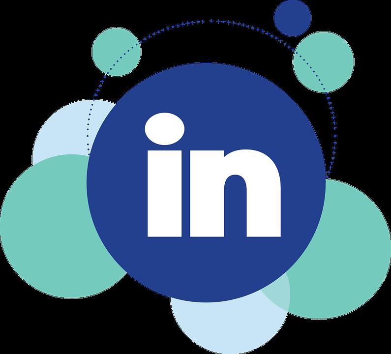 Free illustration linkedin social media icon free image on linkedin social media icon social media symbol stopboris Image collections