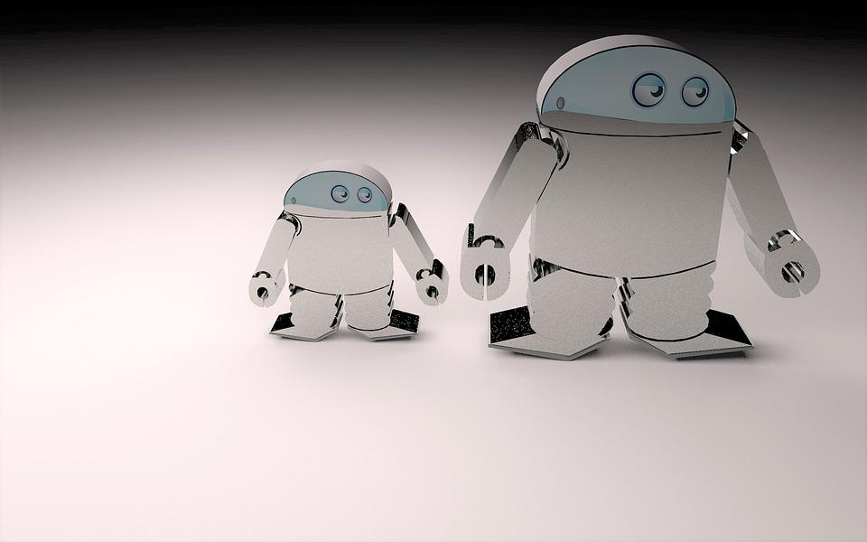 Android Robotics Machine Free Image On Pixabay