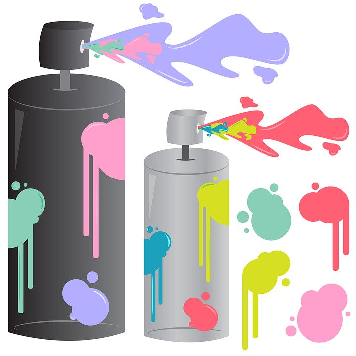 spray paint art free image on pixabay rh pixabay com spray paint can clipart spray paint clipart