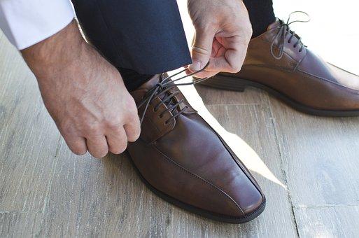 Business, Schoenen, Gentleman, Man