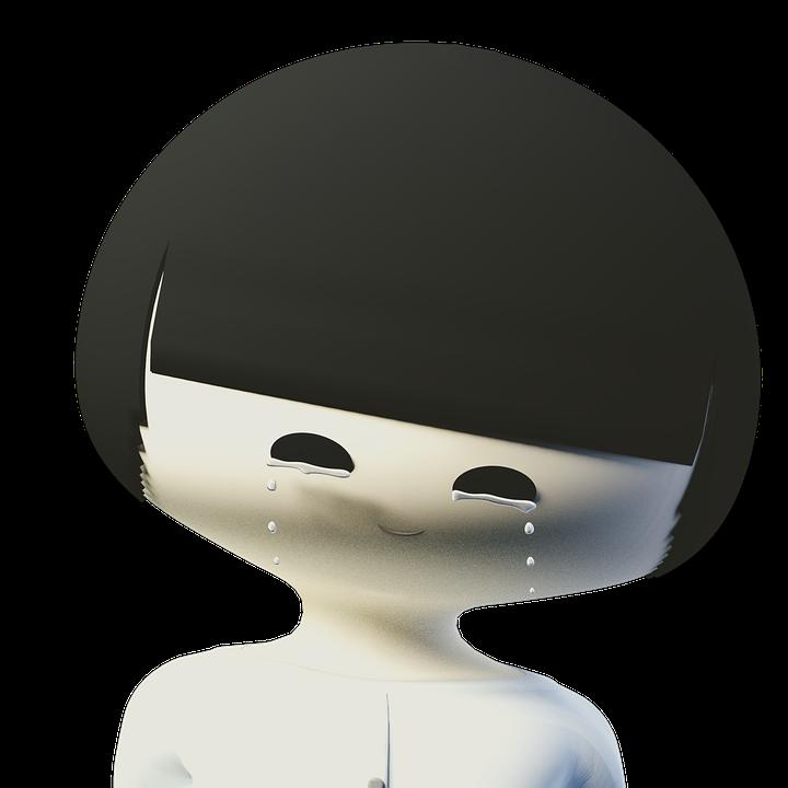 Sedih Shouta 3d Gambar Gratis Di Pixabay