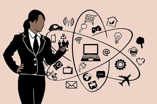 Executivo, Empresária, International