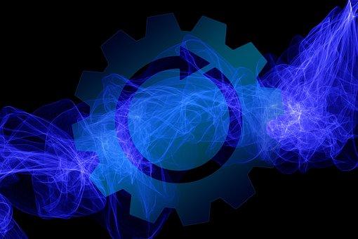 Particles, Gear, Circuit, District