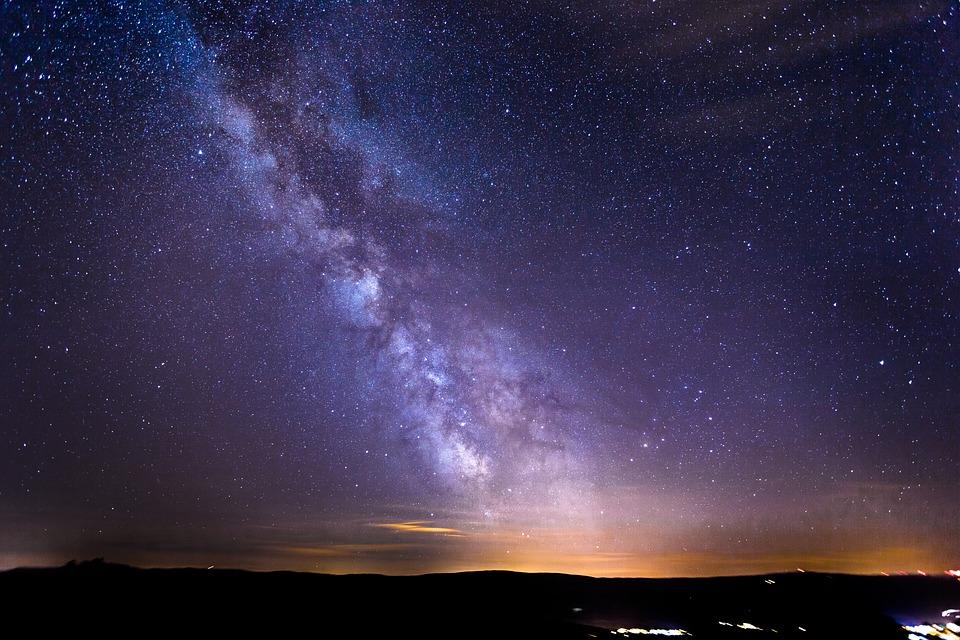 Cielo Estrellado, Vía Láctea, Galaxia