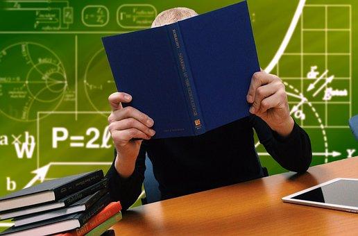 Escuela, Estudio, Aprender, Libros