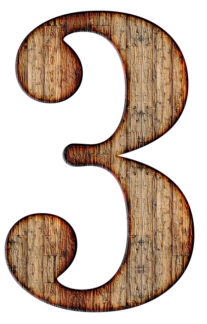 Number 3 Three  U00b7 Free Image On Pixabay