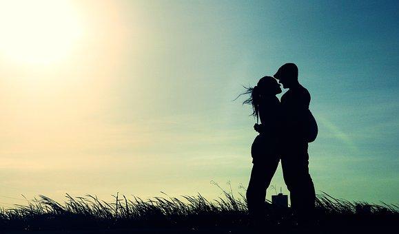Love, Kiss, Couple, Romance, Romantic