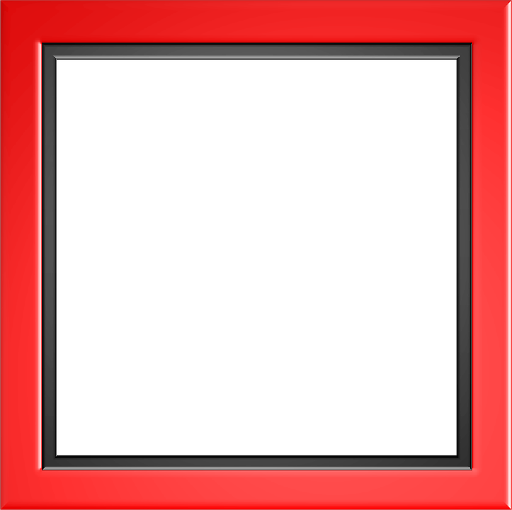 Red Frame Border · Free image on Pixabay