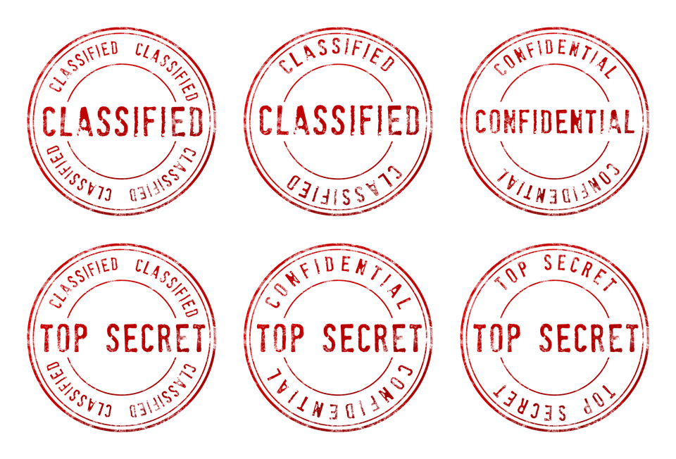 Top Secret Confidential Classified - Free image on Pixabay
