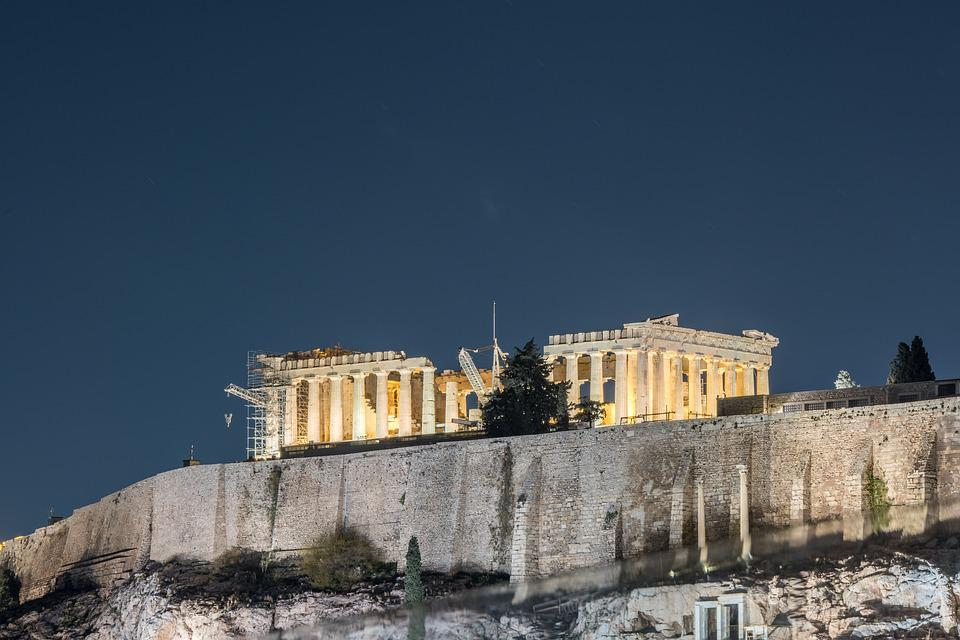 famous ancient architecture. acropolis athens architecture ancient famous