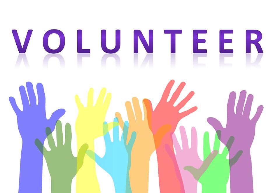 Volunteer, Hands, Help, Colors, Charity, Solidarity