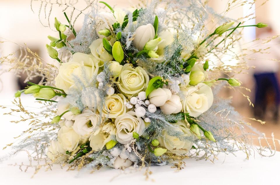 Hochzeit Blumenstrauss Blume Kostenloses Foto Auf Pixabay