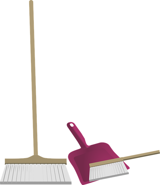 House Cleaning Broom Hand Brush 183 Free Vector Graphic On